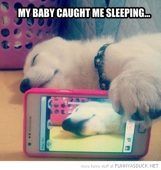 Caught Me Sleeping