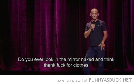 Look In The Mirror