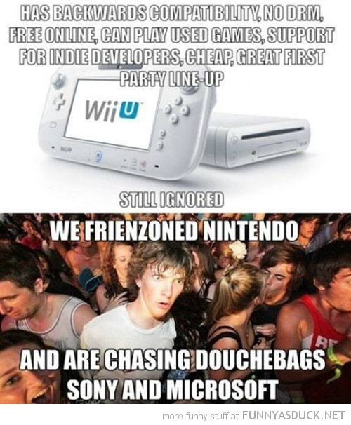 Friendzoned Nintendo