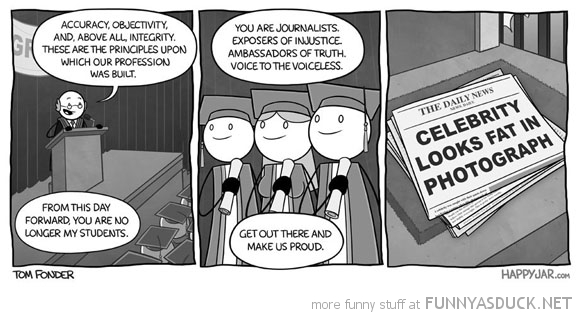 Journalist Graduation
