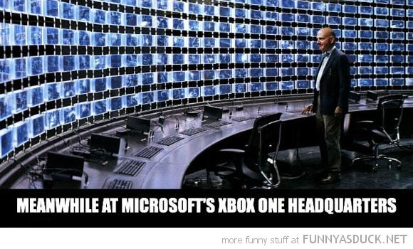 Xbox One Headquarters