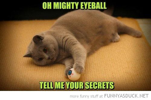 Oh Mighty Eyeball