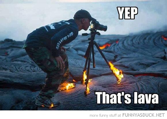 That's Lava