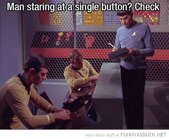 A Single Button