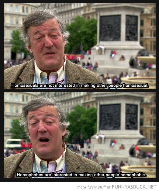 Homosexuals Vs Homophobes
