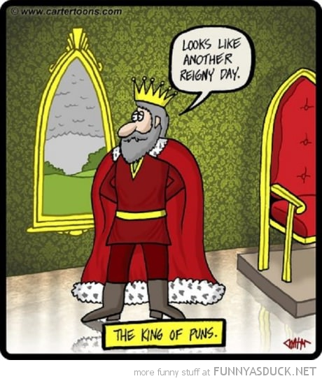 The King Of Puns