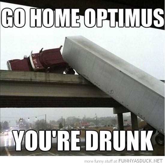 Go Home Optimus