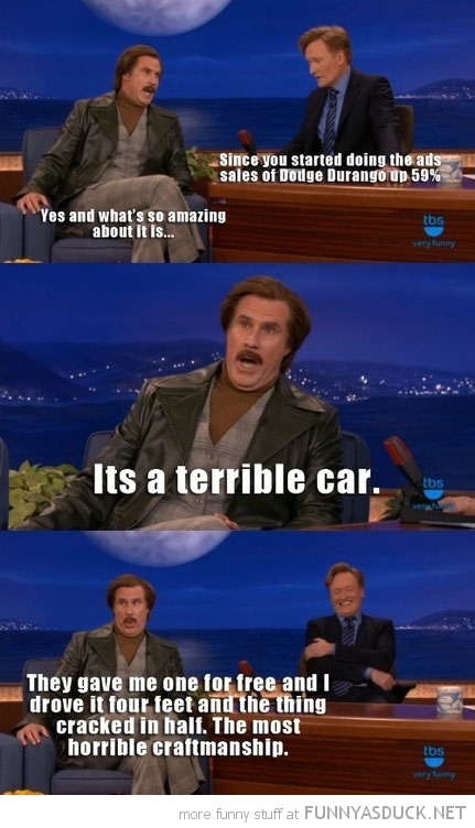 A Terrible Car