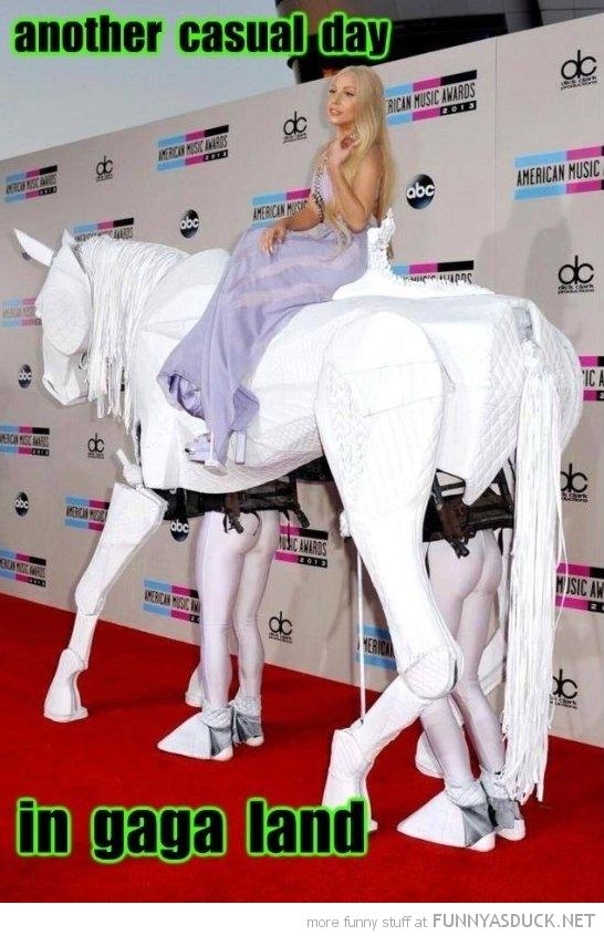Gaga Land
