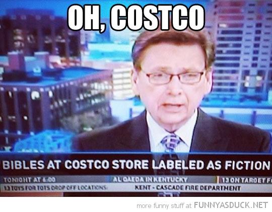 Oh, Costco