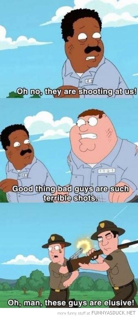 Terrible Shots