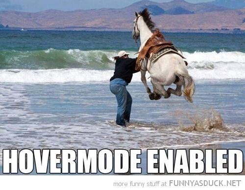 Hover Mode