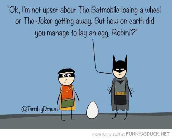 Jingle Bells, Batman Smells