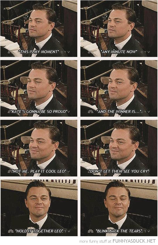 No Tears Now, Leo