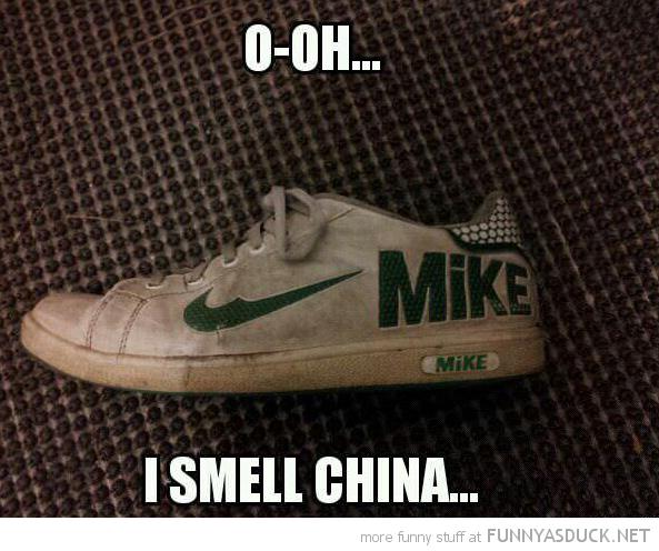 I Smell China