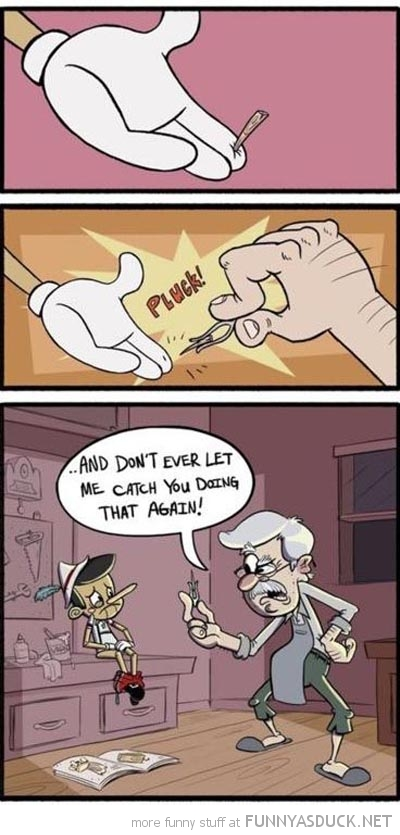 Pervert Pinocchio