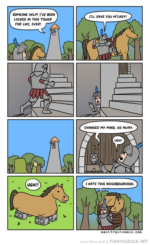 Bad Rapunzel