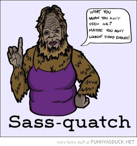 Sass-quatch
