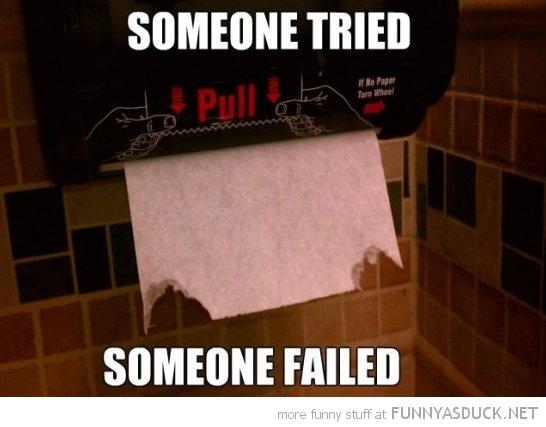 Someone Tried