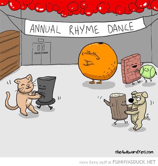 Annual Rhyme Dance