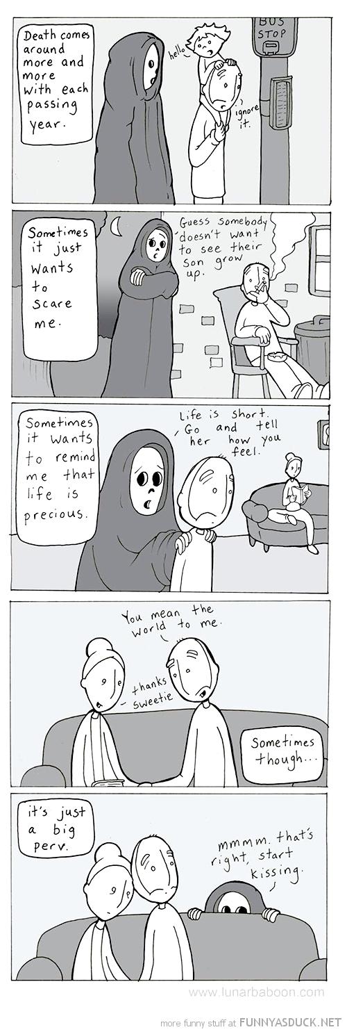 Death Comes Around