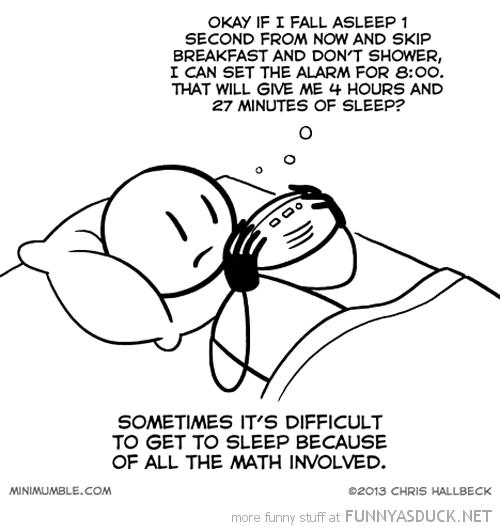 Sleep Math