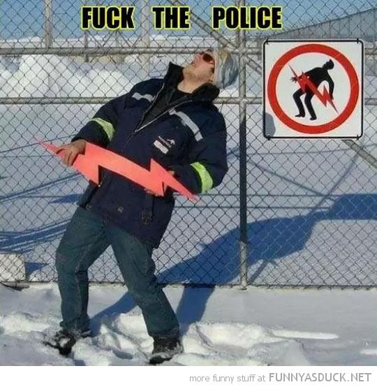 F**k The Police