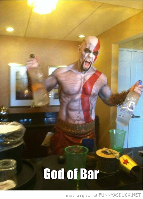 God Of Bar