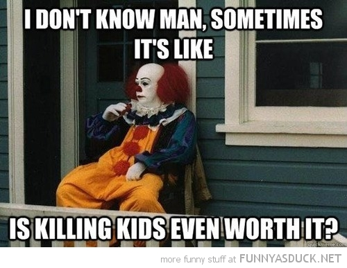 Poor Pennywise