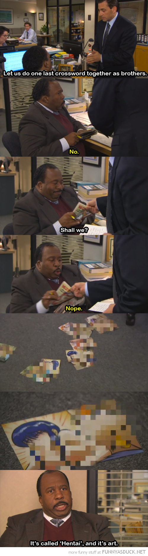 Oh Stanley