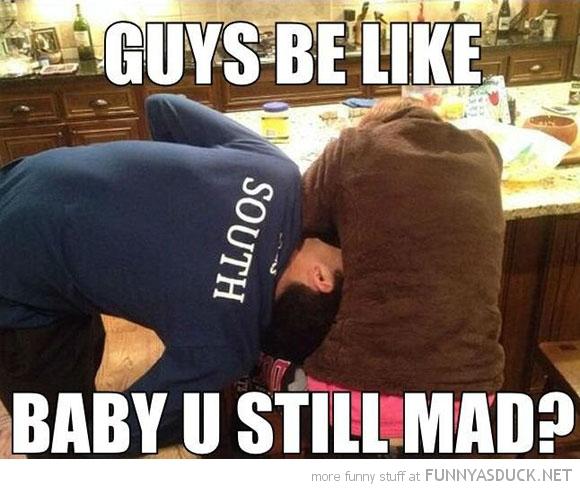 Guys Be Like...