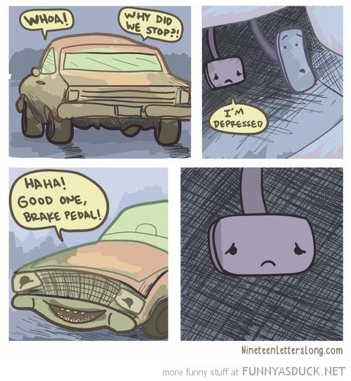 So Depressed