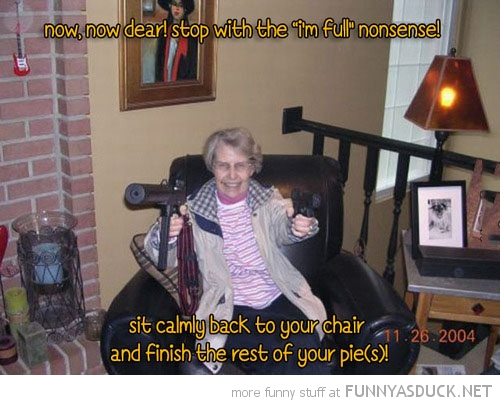 OK Grandma