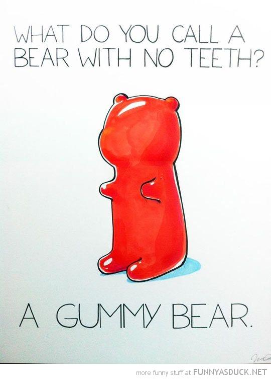 No Teeth