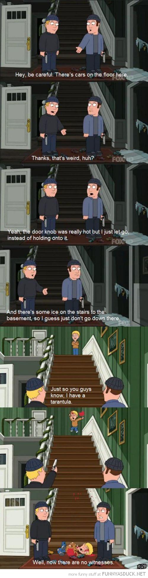 Realistic Home Alone