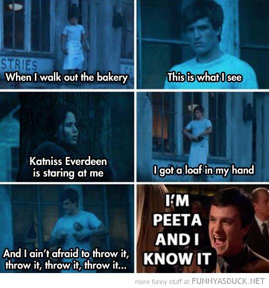 Peeta And I Know It