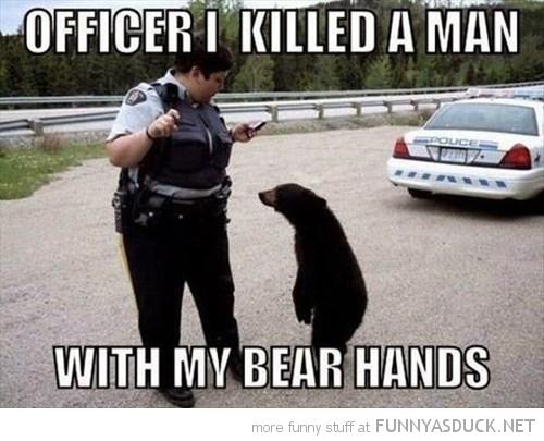 I Killed A Man