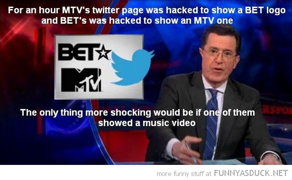 MTV Twitter Hacked