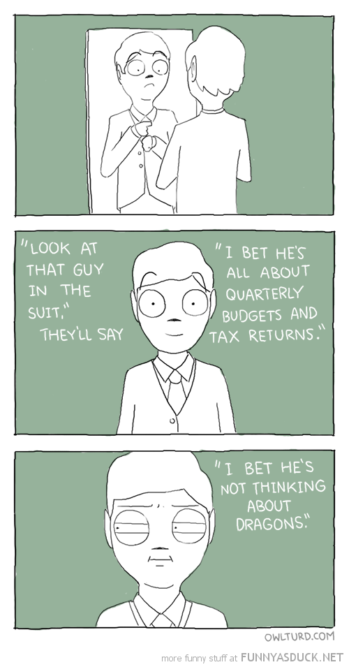 Guy In The Suit