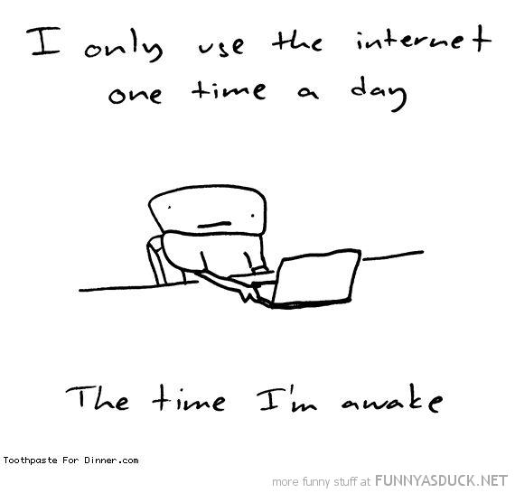 Use The Internet
