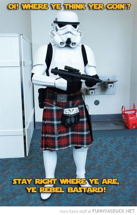 Scottish Stormtrooper