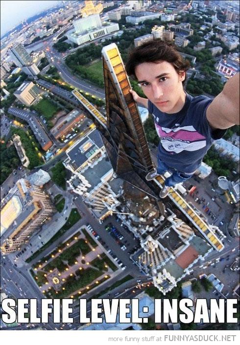Insane Selfie