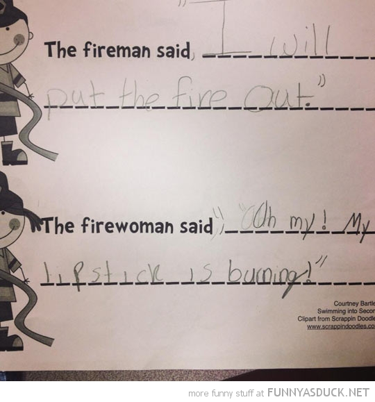 A Child's Innocence