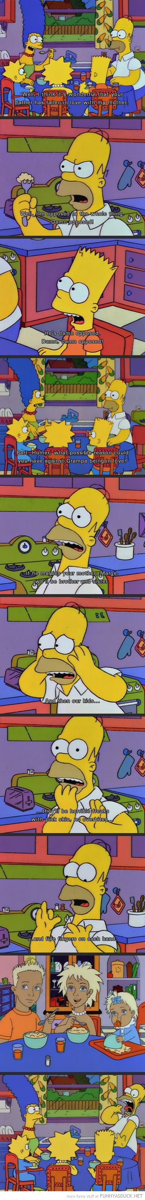 One Of The Funniest Simpsons Moments