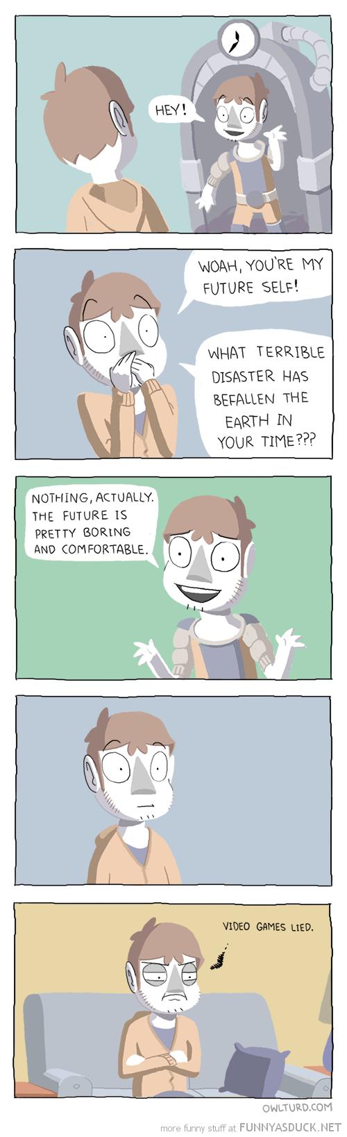 Damn Video Games
