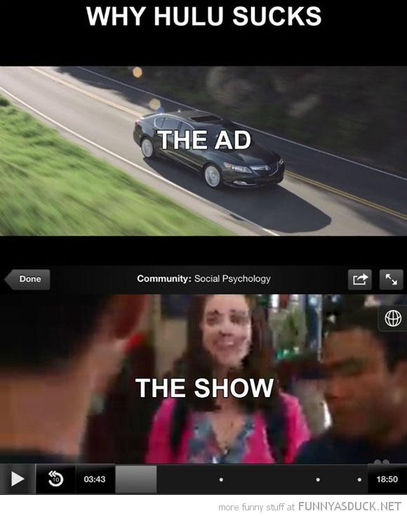 Why Hulu Sucks