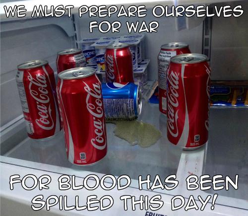 Soda War