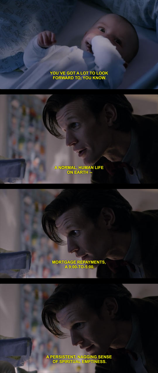 Normal, Human Life