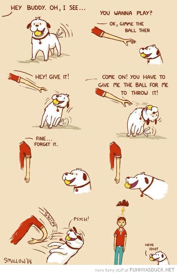 Troll Dog