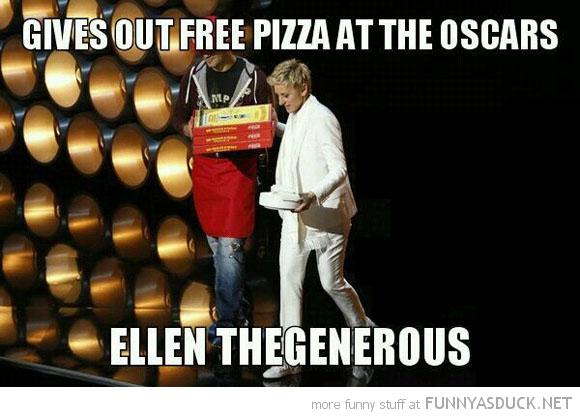 Ellen The Generous